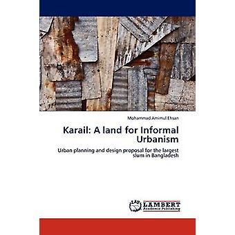 Karail A mark för informella Urbanism av Ehsan & Mohammad Amimul