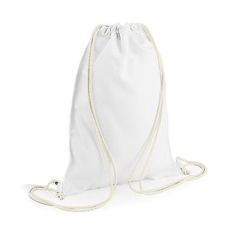 Bagbase Sublimation Gymsac / Drawstring Bag (5 Litres) (Pack of 2)