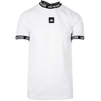 Kappa wit ' als geen andere ' T-shirt