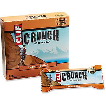 Clif Crunch Granola Bar Peanut Butter