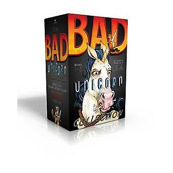 Bad Unicorn Collection - Bad Unicorn; Fluff Dragon; Good Ogre by Platt
