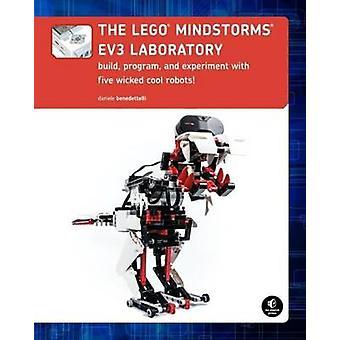The LEGO Mindstorms EV3 Laboratory - Build - Program - and Experiment