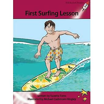 First Surfing Lesson by Suzette Toms - Michael Cashmore-Hingley - 978