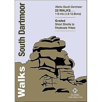 Walks South Dartmoor by Richard Hallewell - Rebecca Coope - 978187240