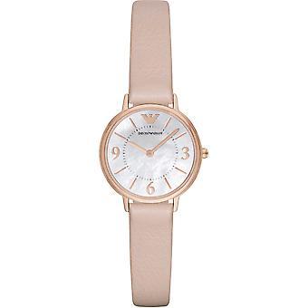 Emporio Armani Ar2512 Rose Gold Tone Ladies Watch
