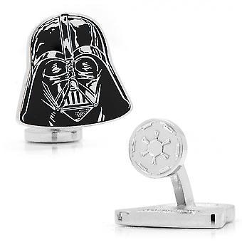 Star Wars Darth Vader kypärä emali kalvosinnapit