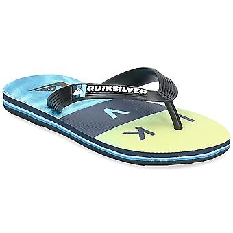 Quiksilver Molokai Wordblock Volley AQBL100380XKSB water summer kids shoes