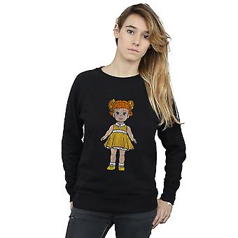 Disney Women's Toy Story 4 Gabby Gabby Pose Sweatshirt