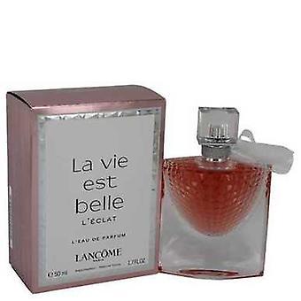 La vie est Belle L'eclat van Lancome L'Eau de parfum spray 1,7 oz (vrouwen) V728-540728