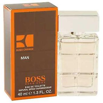 Boss Orange By Hugo Boss Eau De Toilette Spray 1.4 Oz (men) V728-501660