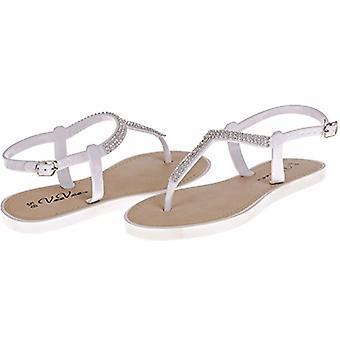 Sara Z Ladies T-hihna PCU sandaali