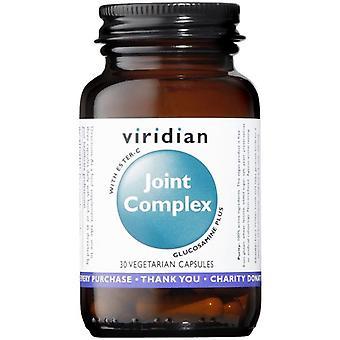 Viridian Joint Complex Veg Caps 30 (388)