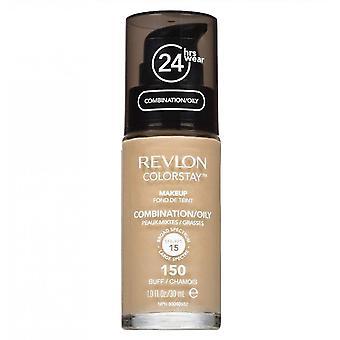 Revlon Colorstay Foundation - Kombination/Ölhaut