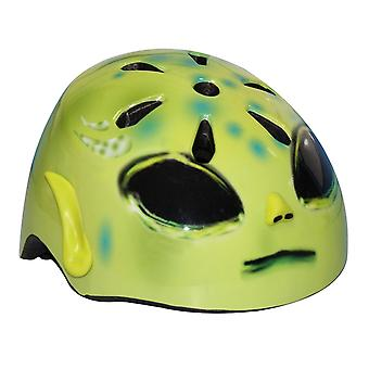 Alien Helmet - Green