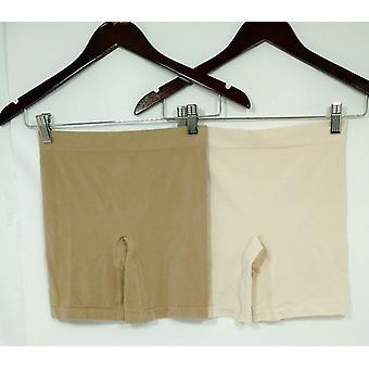 Tisper truser (2) sømløs lang etappe gutt shorts beige