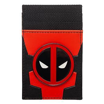 Card Wallet - Deadpool - Men's Front Pocket New mw4d0umvu