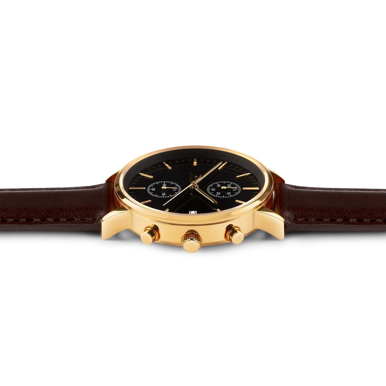 Carlheim | Armbandsur | Chronograph | Samsø | Skandinavisk design