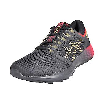 Asics Roadhawk FF 2 Black / Rich Gold / Red