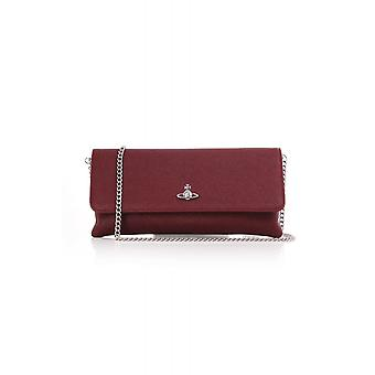 Vivienne Westwood Bags Victoria Clutch With Flap