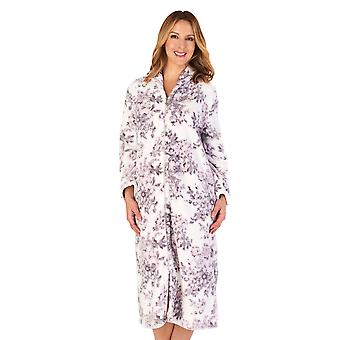 Slenderella HC4312 Women's Housecoats Floral Dressing Gown