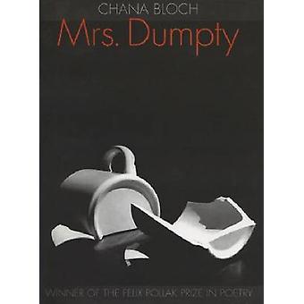 Rouva Dumpty - 9780299160043 Kirja