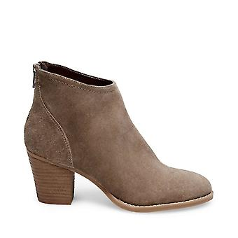 Steve Madden Womens Randi Cuir Fermé Toe Ankle Fashion Boots