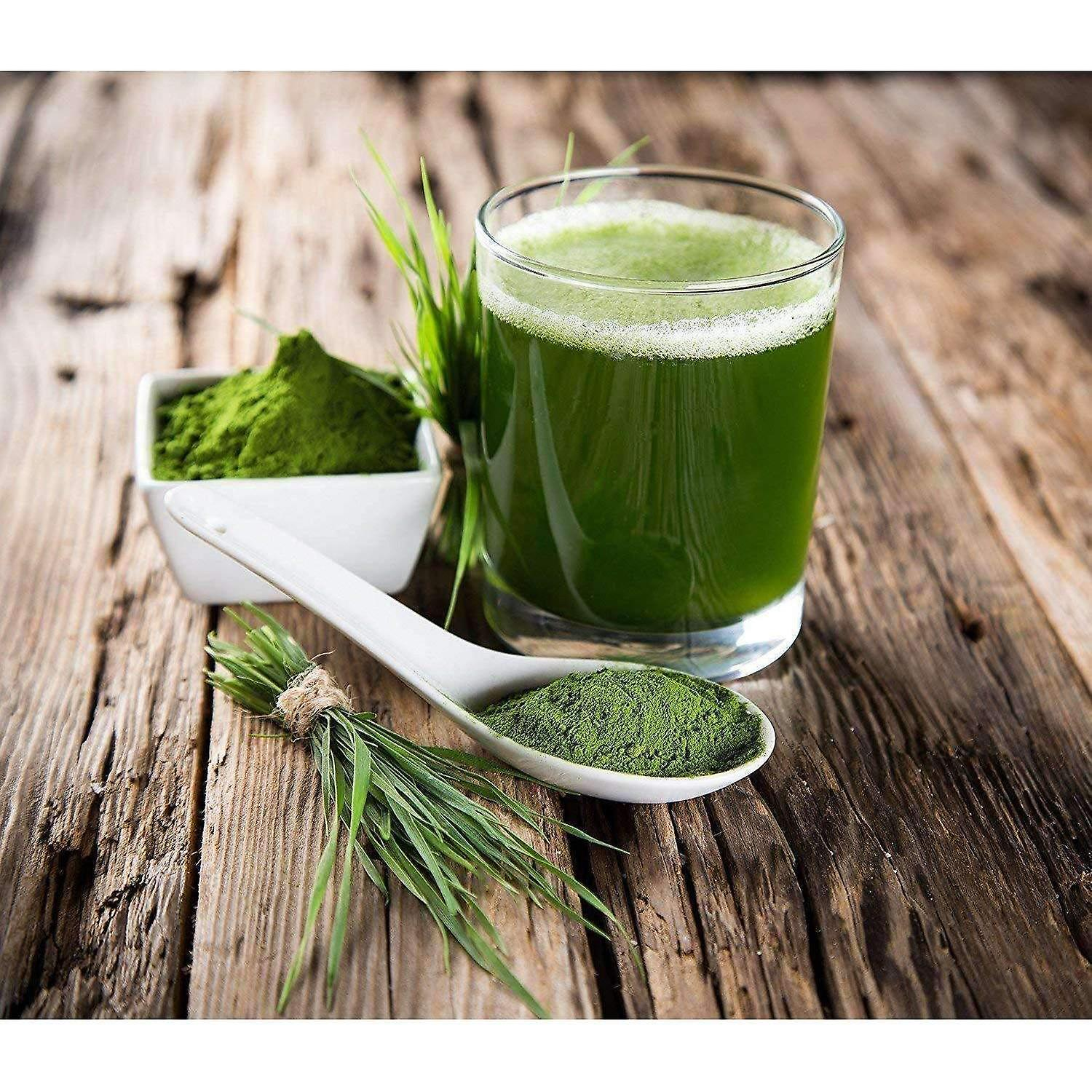 Raw greens powder with grasses, probiotics and superfoods - unsweetened - 30 servings (vegan)