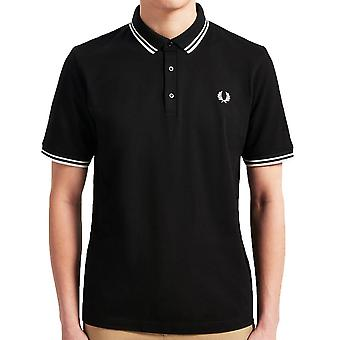 Fred Perry Made in Japan Pique Polo Shirt  321