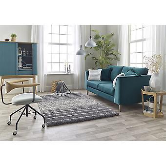 Andante 7109A Weiß grau Rechteck Teppiche traditionelle Teppiche