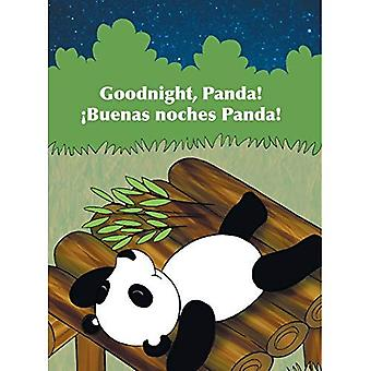 Goodnight, Panda! / Buenas Noches, Panda!: Babl Children's Books in Spanish� and English