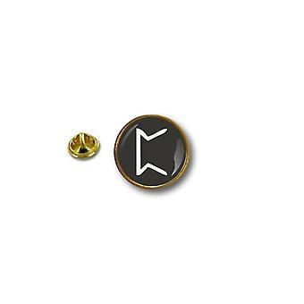 Pins Pin Badge Pin's Metal Broche Rune Viking Odin Vinland Runique Luck
