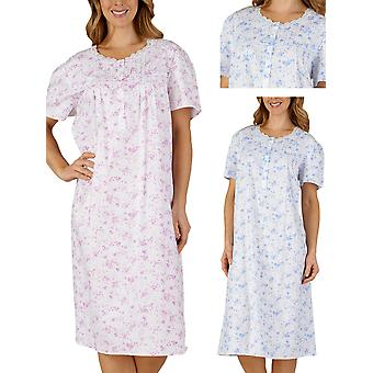 Classic Floral Nightdress