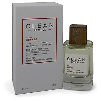 Clean Reserve Sel Santal Eau De Parfum Spray By Clean 100 ml