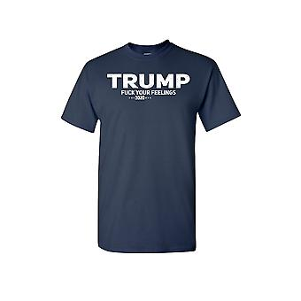 Unisex Trump 2020 F Your Feelings Short Sleeve Shirt