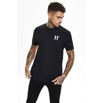 11 Degrees Core T Shirt Black