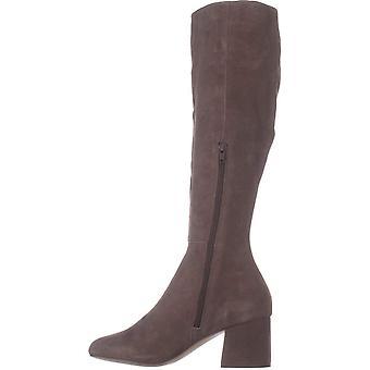 ستيف مادن بطل المرأة الجلود تو مغلقة الركبة أزياء أحذية