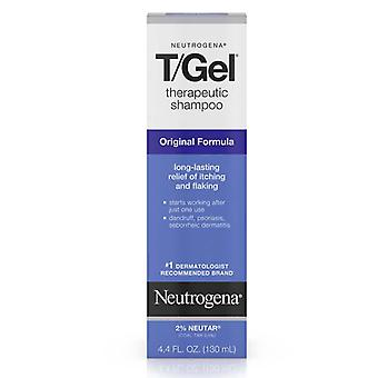Neutrogena t-gel shampoo, original, 4.4 oz
