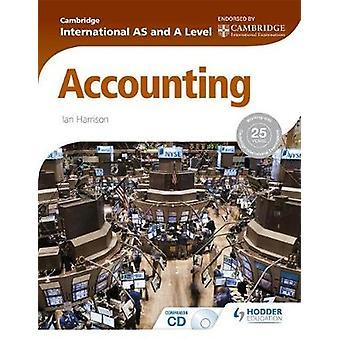 Cambridge International AS en een level accounting van Ian Harrisson