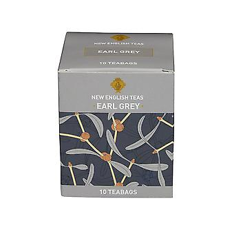 Earl grey tea 10 individually wrapped teabags