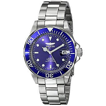 Invicta Pro Diver Automatisches blaues Zifferblatt 9094 Herren Uhr