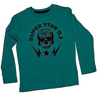 T-shirt met lange mouwen Super Star DJ