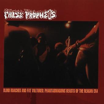 False Prophets - Blind Roaches & Fat Vultures [CD] USA import