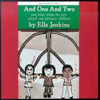 Ella Jenkins - en één & twee [CD] USA import