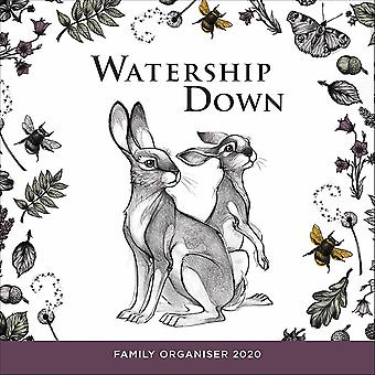 Otter House Watership Down Family Calendar 2020