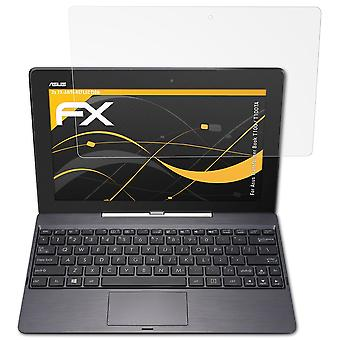 atFoliX Glass Protector compatible with Asus Transformer Book T100 / T100TA 9H Hybrid-Glass