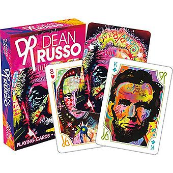 Dean russo - pop culture playing cards