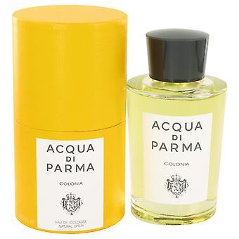 Acqua Di Parma Colonia by Acqua Di Parma Eau De Cologne Spray 6 oz / 177 ml (Men)