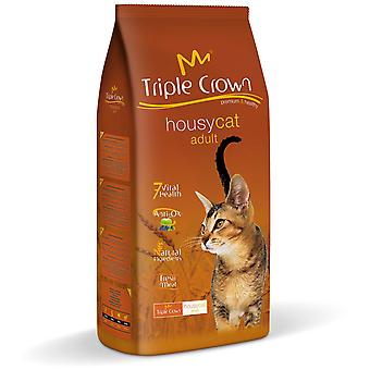 Triple Crown Housy Cat (Dogs , Dog Food , Dry Food)