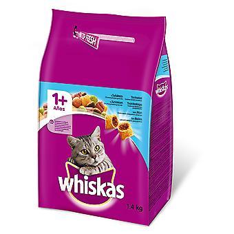 Whiskas Seco Adulto 1+ Atún (Cats , Cat Food , Dry Food)