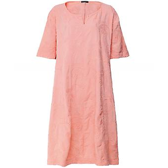 Grizas Rose Embroidered Dress